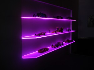 Shelf Lighting